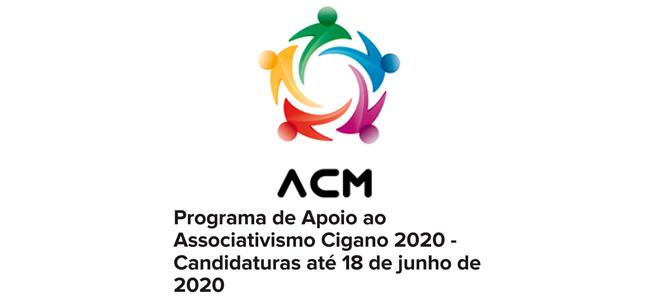 Imagem da notícia Programa de Apoio ao Associativismo Cigano 2020 - Candidaturas até 18 de junho de 2020
