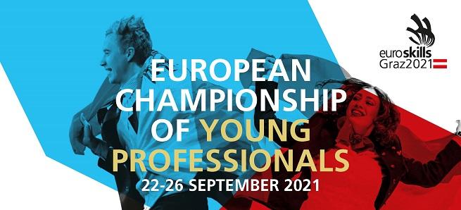 Imagem da notícia Campeonato Europeu das Profissões, EuroSkills Graz 2021