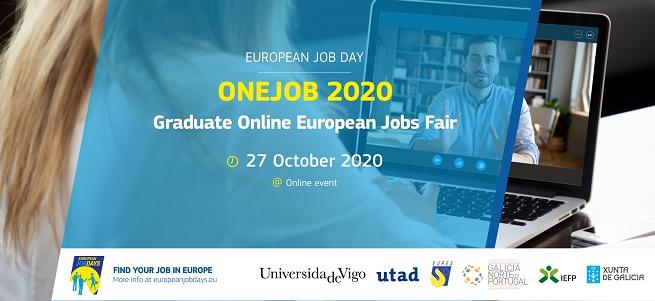 Imagem da notícia OnEJob2020 - Feira Europeia de Emprego