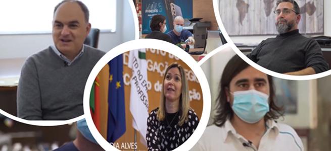 Imagem da notícia Centro de Emprego e Formação Profissional de Braga desenvolve formação online na EMPRESA TLCI