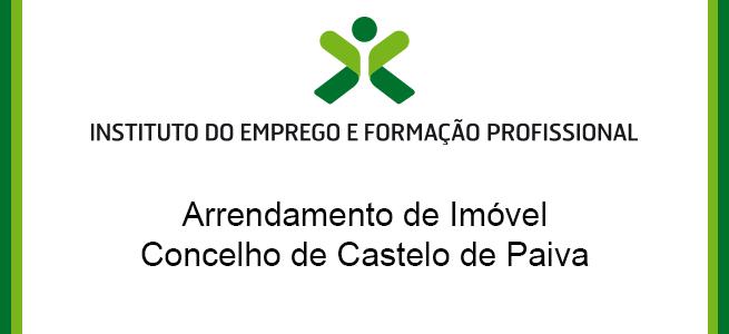 Imagem da notícia Arrendamento de imóvel, no concelho de Castelo de Paiva, para a instalação de um Ninho de Empresas