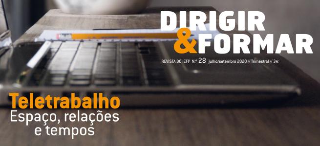 Imagem da notícia Já está disponível a Dirigir & Formar nº 28